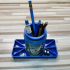 Pen stands from cans image