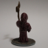 Wizard (1) - 28mm miniature image