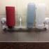 draining rack for bottles image