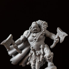 Picture of print of Gorr the Barbarian