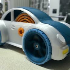 gzumwalt Dual Mode Windup Car Remix