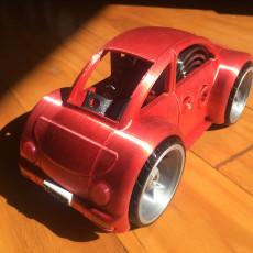 Picture of print of gzumwalt Dual Mode Windup Car Remix