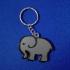 Elephant Keychain image