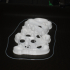 nowman cookie cutter image
