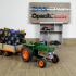 OpenRC Tractor model toy image