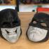 Joker Mouth Upgrade for The Bat Chin - Batman Mask - The Batman Who Laughs image