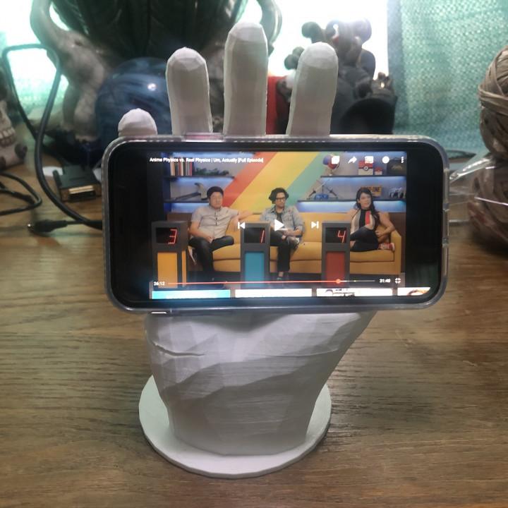 Phone Hand Holder (horizontal)