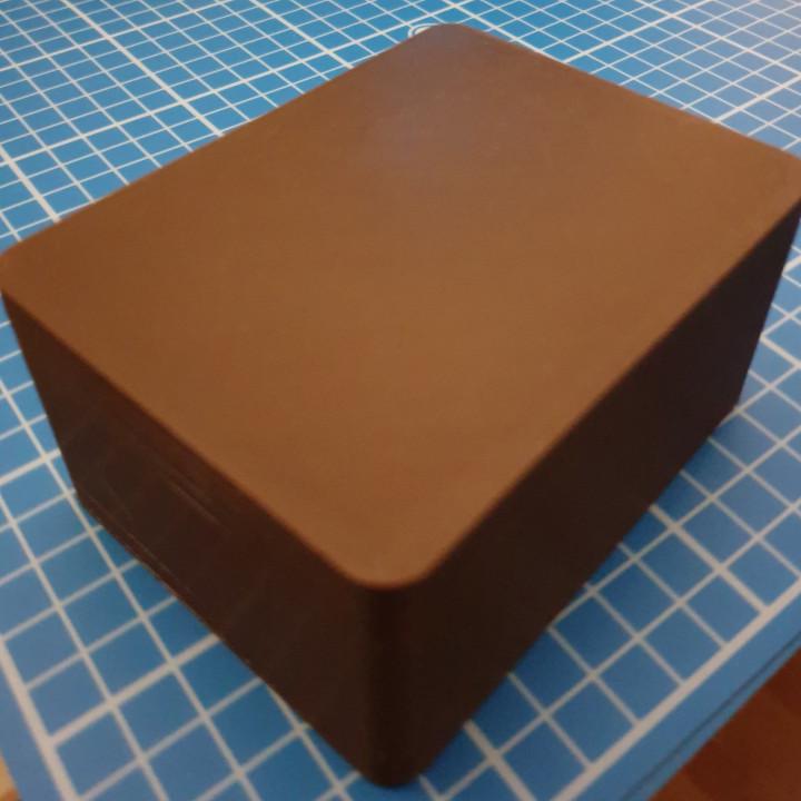 Versatile Scalable snap-on Utility Box