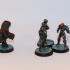 Security Guard - Sci-Fi Warrior Team image