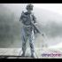 US Marine with machine gun | USMC image