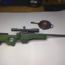 Picture of print of AWM 1/4 Scale