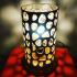 Voronoi lamp / voronoi lampada / paralume / lampshade image