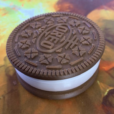 Picture of print of Oreo Box
