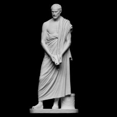 Portrait of Demosthenes