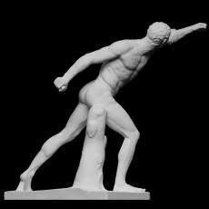 Borghese Gladiator