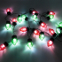 Nozzles!: 3D printed themed lights and bauble decoration image