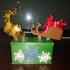 Santa Claus Reindeer Automatatronic  2.0 image