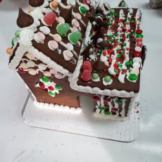 2019 Gingerbread house cutter