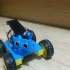 Create a robot car to avoid obstacles image