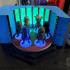 Star Trek Transporter Diorama for Mini Figures image