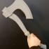 [GoYo] Viking axe image