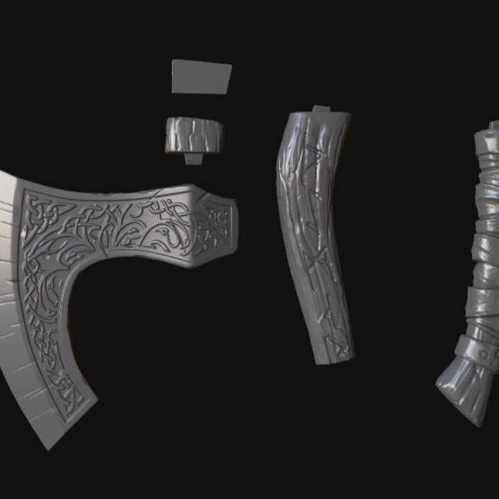 [GoYo] Viking axe