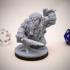 Dwarven Blacksmith Miniature image