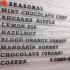 Ice Cream Union: the Modular Menu Board image