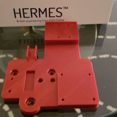 Picture of print of E3D Hemera mount for CR-10S Pro and CR-10 Max