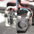 E3D Hemera mount for CR-10S Pro and CR-10 Max image