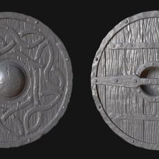 [GoYo] Viking shield