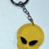 Alien And UFO keychains image