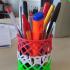 Customizable pen holder image