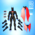 Batman Beyond Batarang image