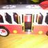 Articulated city bus toy image