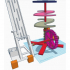 Wind Marble Machine #TinkerMechanical image