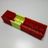 SUPER MARIO USB SD MICRO SD ORGANIZER BLOCKS image