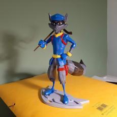 Sly Cooper Figure