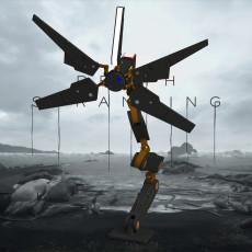 Death Stranding - Chiral Sensor (Fan Art)