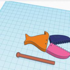 The piranha #Tinkermecanical