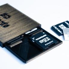 SD Card Wallet