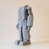 Steampunk Robot 02 print image