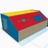 Bench PSU shell using dell h275p psu image