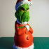 Grinch tree ornament image