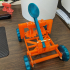 The Awesome, Super Amazing, Gear-powered Catapult! image