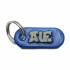 ALE Personalized keychain embossed letters image