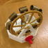 Water Wheel Fountain #TinkerMechanical image