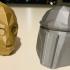 StarWars C-3PO Head - Low Poly image