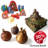 Christmas Bundle Pack - Santa Claus + Ornaments + Box image