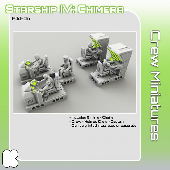 Crew Miniatures's Cover